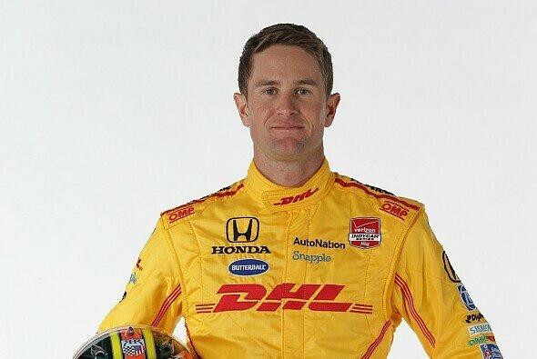 Ryan Hunter-Reay kommt zum Race of Champions - Foto: IndyCar