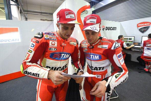 Nicht nur bei Ducati rauchen die Köpfe - Foto: Ducati