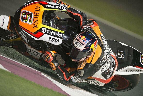 Stefan Bradl verpasste WM-Punkte - Foto: Forward Racing