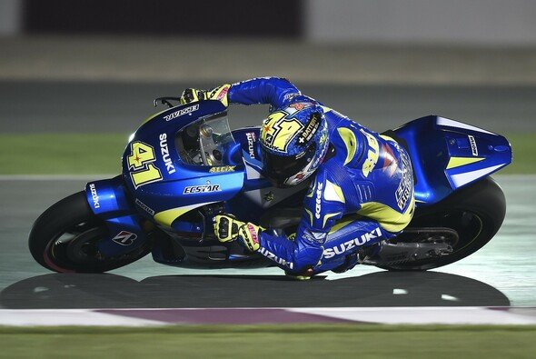 Bei Suzuki soll es nach dem Comeback weiter voran gehen - Foto: Suzuki