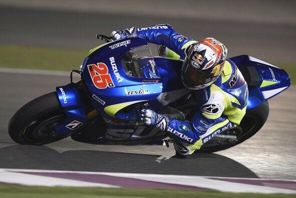 Vinales geht morgen von Position 13 aus ins Rennen - Foto: Suzuki
