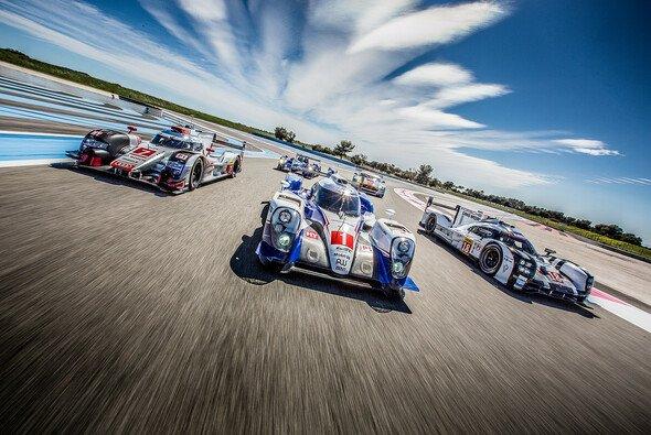 Audi, Porsche und Toyota waren die prägenden Hersteller der LMP1-Ära - Foto: Adrenal Media
