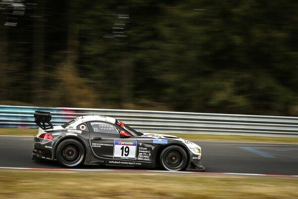 Schubert Motorsport schnappte sich die erste Bestzeit - Foto: Patrick Funk