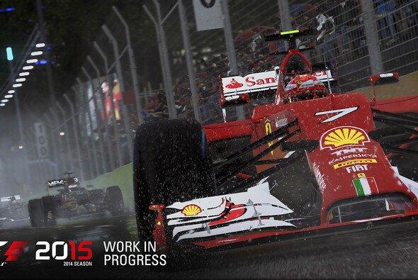 F1 2015 soll dem Spieler ein möglichst realistisches Spielgefühl verschaffen - Foto: Codemasters