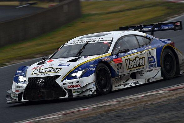 Lexus startet wie im Vorjahr perfekt in die Saison - Foto: Super GT