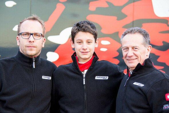 Jonathan ist der jüngste Sohn von Rennsport-Ikone Johnny Cecotto - Foto: P1 Racing Services