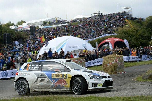 Die Vorbereitungen für die ADAC Rallye Deutschland sind praktisch abgeschlossen - Foto: ADAC Rallye Deutschland
