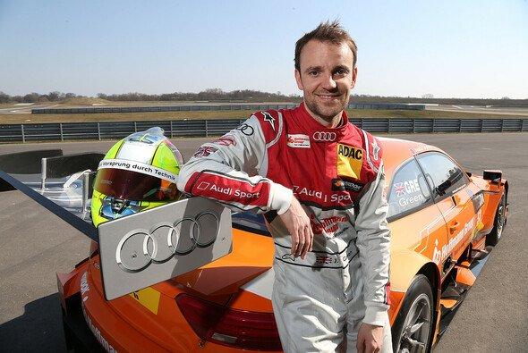 Jamie Green absolviert seine zweite Saison im Team Rosberg - Foto: Audi