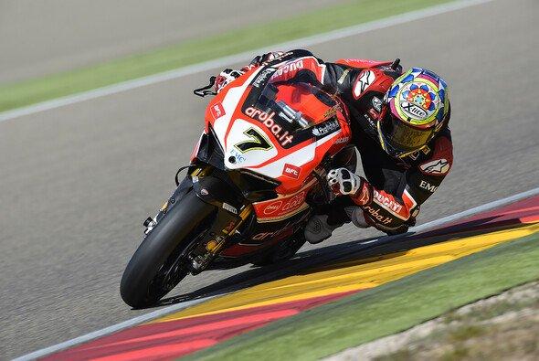 Chaz Davies holt Ducatis ersten WSBK-Sieg seit zweieinhab Jahren - Foto: Ducati