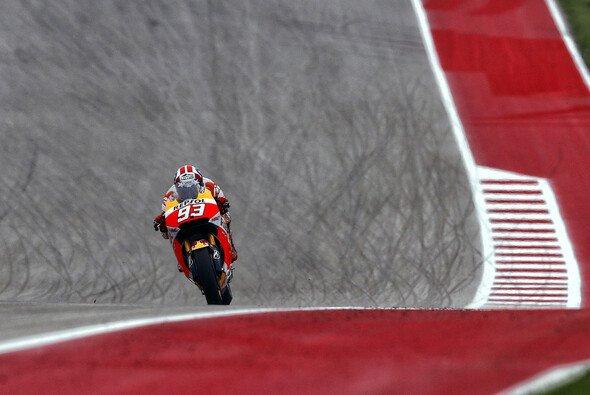 Marc Marquez ließ der Konkurrenz in Austin erneut keine Chance - Foto: Repsol Honda