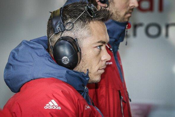 Volle Konzentration: Andre Lotterer kommt als WM-Führender zum Nürburgring - Foto: Adrenal Media
