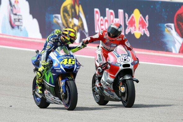 Valentino Rossi bleibt WM-Leader - Foto: Yamaha