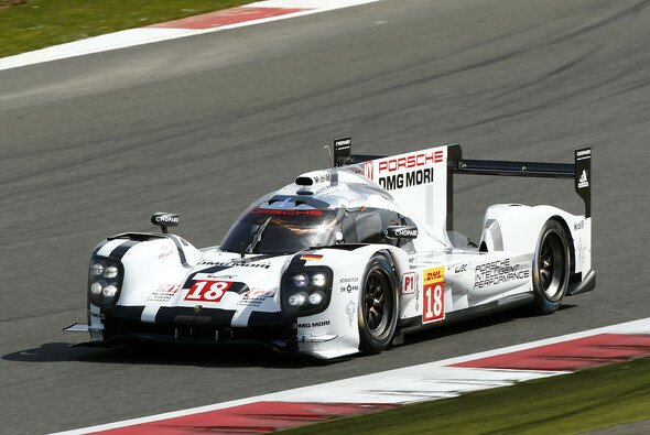 Platz zwei für Porsche: Nach dem starke Qualifying blieb der ganz große Wurf aus - Foto: Porsche