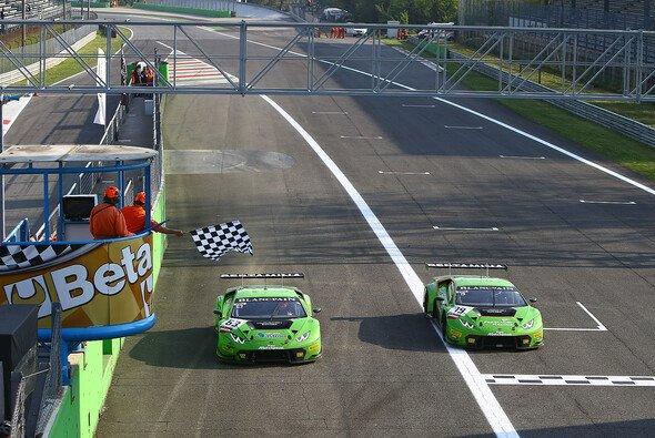 Doch noch erfolgreich: Grasser Racing bekam am grünen Tisch den Sieg zurück - Foto: Vision Sport Agency