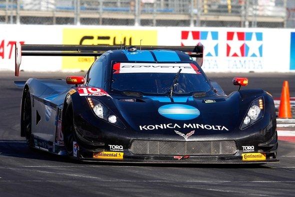 Durchgesetzt: Wayne Taylor Racing holte nach schwierigem Saisonauftakt den ersten Sieg in Long Beach - Foto: IMSA