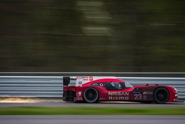 Ungewöhnlich: Der Nissan GT-R LM Nismo hat einen Frontmotor - Foto: Nissan
