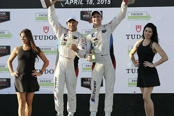 bill Auberlen gewann sein Heimrennen zum zweiten Mal nach 2013 - Foto: BMW