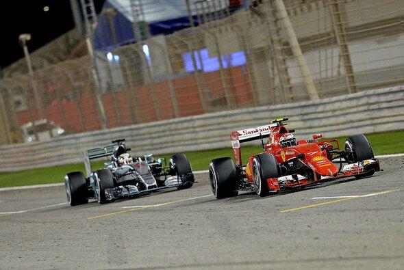 Das Kräfteverhältnis verschiebt sich - Foto: Ferrari