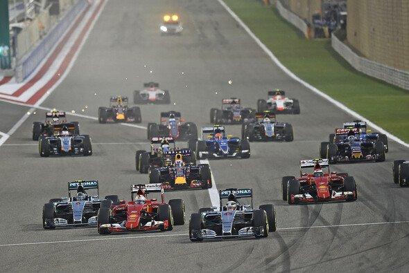 Bald gibt es wieder Action auf der Strecke - Foto: Ferrari