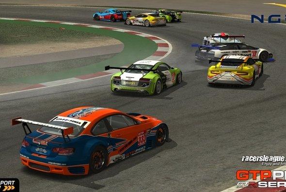 Die GTP Pro Series verspricht heiße Action in Spa-Francorchamps - Foto: Racersleague
