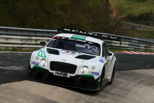Marco Seefried verstärkt das Bentley Team HTP - Foto: Patrick Funk