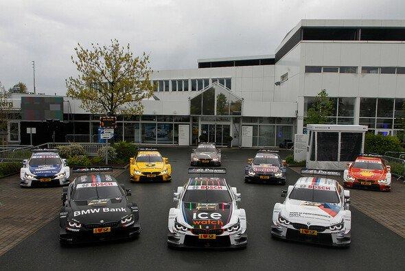 Endlich geht's los: Die BMW-Piloten können den Auftakt nicht mehr abwarten - Foto: BMW