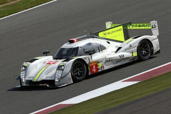 Simon Trummer: Am letzten Wochenende noch Le Mans nun GP2 am Red Bull Ring - Foto: ByKolles