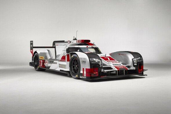 Wenig Abtrieb, hohe Endgeschwindigkeit: Der Low-Downforce-Audi unterscheidet sich signifikant von der bisherigen Variante - Foto: Audi