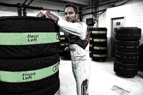 Timo Scheider verletzte sich an der Hand - Foto: Audi