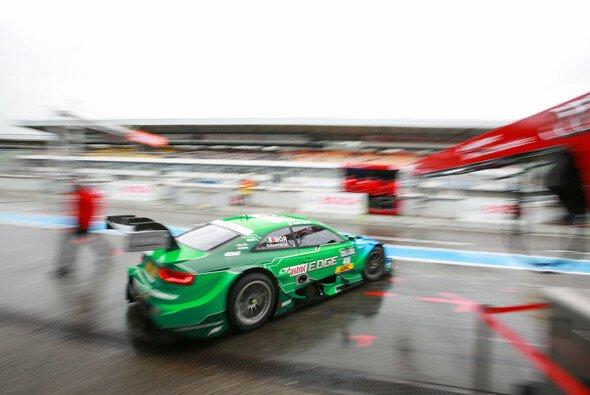 Edoardo Mortara startet dieses Jahr im grün-blauen Audi RS 5 DTM - Foto: DTM