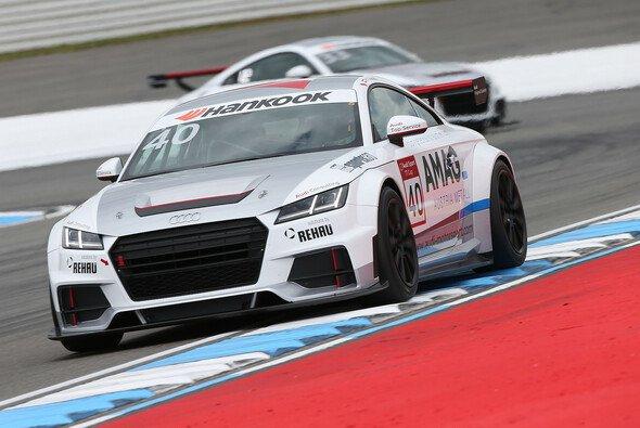 Marc Coleselli ist erster Laufsieger im Audi Sport TT Cup - Foto: Audi