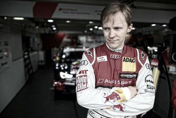 Gespräche mit Mattias Ekström haben grundsätzlich Potenzial zum Klassiker - Foto: Audi