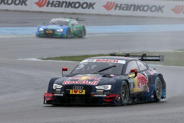 Mattias Ekström feierte in Hockenheim seinen ersten Saisonsieg - Foto: Audi