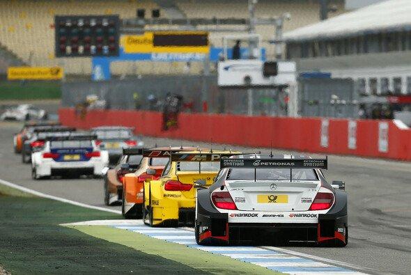 Performance-Gewichte sollen das DTM-Feld dicht beisammen halten - Foto: DTM