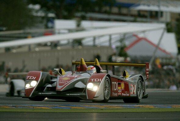 Audi gewann die 24 Stunden von Le Mans 2008 - Foto: Audi