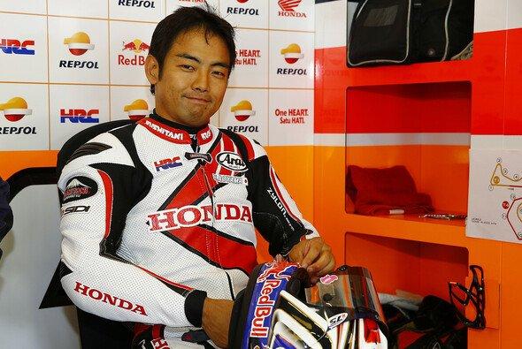 Hiroshi Aoyama springt für den verletzten Jack Miller in Japan ein - Foto: Repsol
