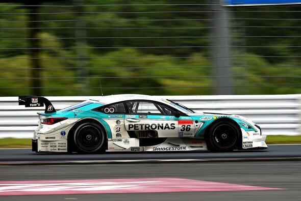 Daisuke Ito und James Rossiter mit starker Leistung - Foto: Super GT