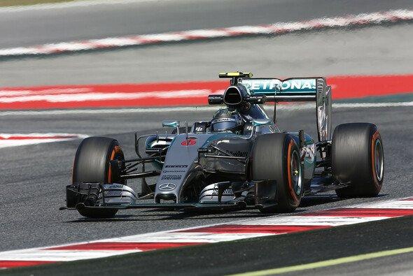Nico Rosberg sicherte sich die nächste Bestzeit - Foto: Mercedes-Benz