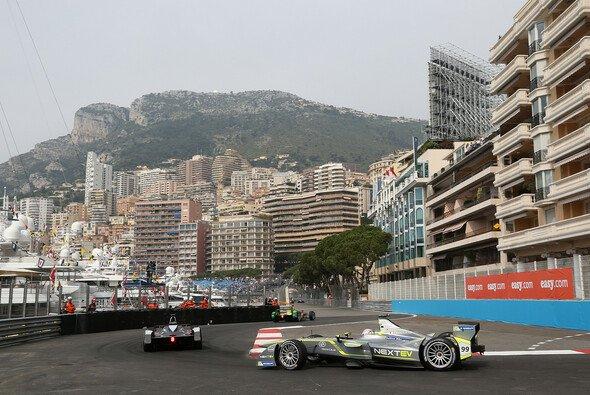 Die Formel E kehrt 2019 nach einem Jahr Pause zurück nach Monaco - Foto: Formel E