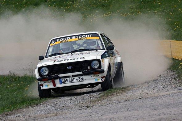 Erster Sieg in der dritten YOUNGTIMER RALLYE TROPHY für Potthast - Foto: Youngtimer Rallye Trophy