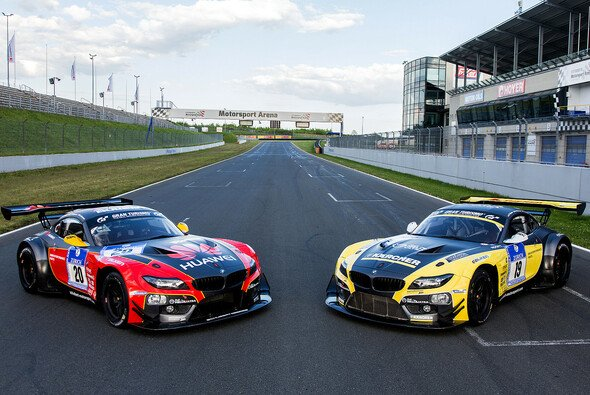 Schubert tritt mit zwei neuen Lackierungen an - Foto: BMW