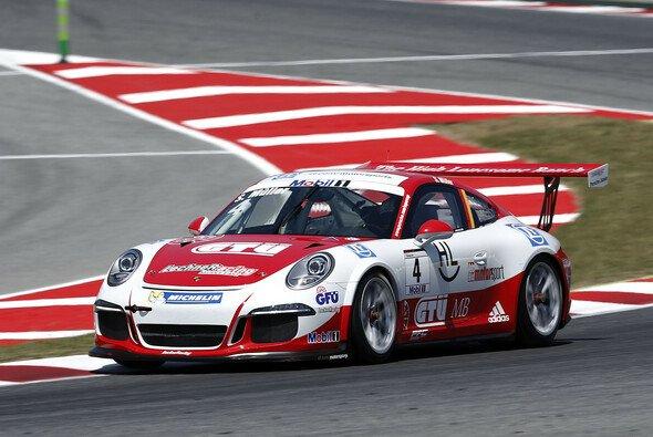 Sven Müller siegte für Lechner Racing beim Porsche Supercup auf dem Hungaroring - Foto: Lechner Racing