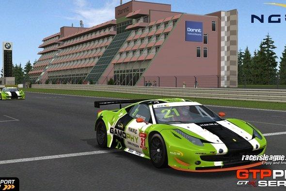Zweiter Saisonsieg für Manuel Gogeißl in der GTP Pro Series - Foto: Racersleague
