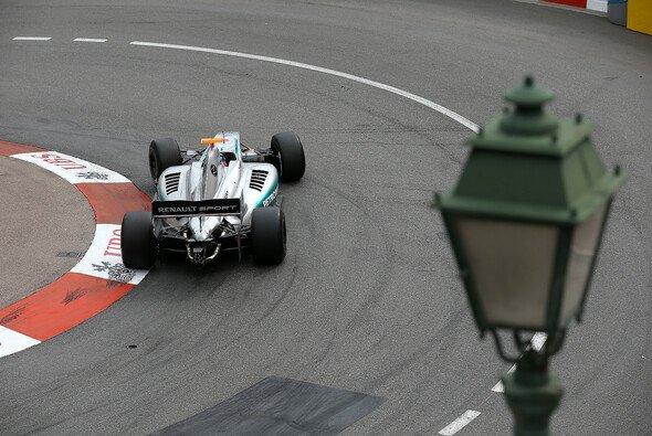Jazeman Jaafar hat ein chaotisches Monaco-Rennen gewonnen - Foto: WS by Renault