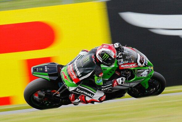 Jonathan Rea gewann auch das zweite Rennen der Superbike WM in Portimao - Foto: Kawasaki
