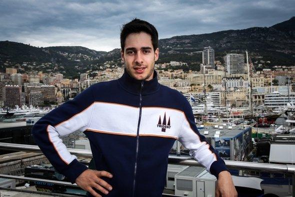 Rene Binder verlässt Trident und wechselt zu MP Motorsport - Foto: Dutch Photo Agency