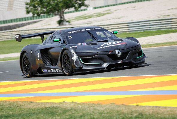 Dontje startet in der neuen Renault Sport Trophy - Foto: ASMedia/L.Charlez