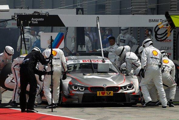 Tom Blomqvist schnappte sich die Bestzeit - Foto: BMW AG