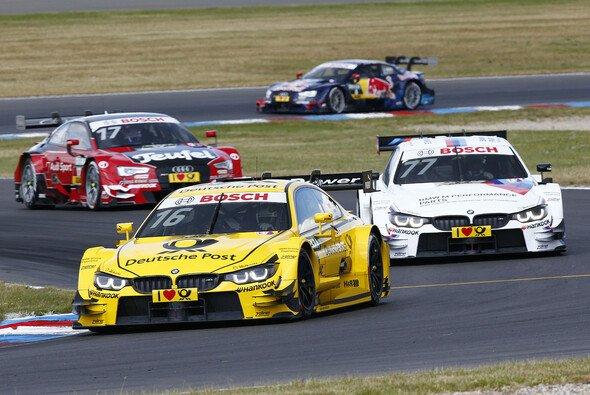 Bei BMW lief im Sprintrennen auf dem Lausitzring nicht viel zusammen - Foto: DTM