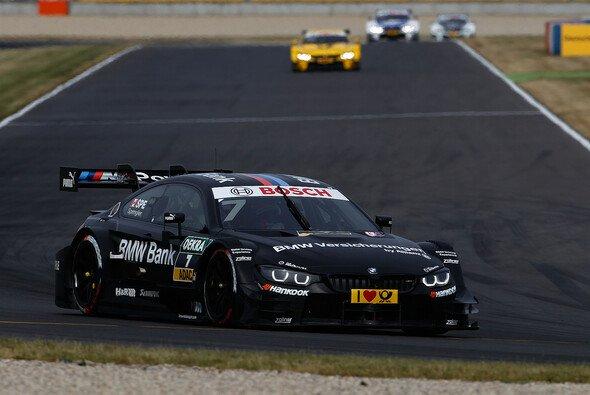Bruno Spengler startet von P18 - Foto: BMW AG